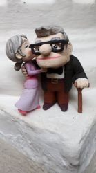 Carl e Ellie casal